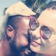 Fernanda Souza e Thiaguinho receberam mensagens de parabéns dos fãs: 'Casal maravilhoso'
