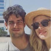 Fiorella Mattheis e Alexandre Pato curtem folga juntos em Dubai: 'Dia incrível'