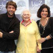 Kayky Brito e Totia Meirelles vão participar do musical 'Uma Luz Cor de Luar'