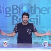 Laham, o libanês do 'BBB16', quer voltar a beijar Munik: 'Se tiver oportunidade'