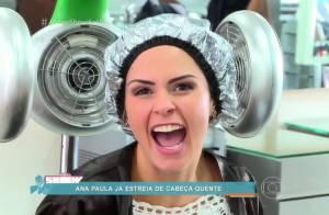 Ex-BBB Ana Paula aprova tapinha na hora H: 'Com respeito e amor vale tudo!'