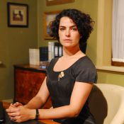 Ana Paula Arósio está de volta ao Rio, mas, reclusa, nunca sai de casa
