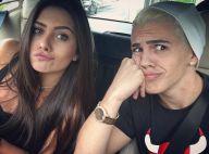Biel pede e a namorada, Flavia Pavanelli, não grava clipe: 'Sou muito ciumento'