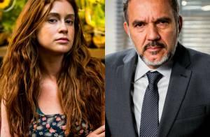 'Totalmente Demais': Eliza vê Sofia e conta para Germano que a jovem está viva
