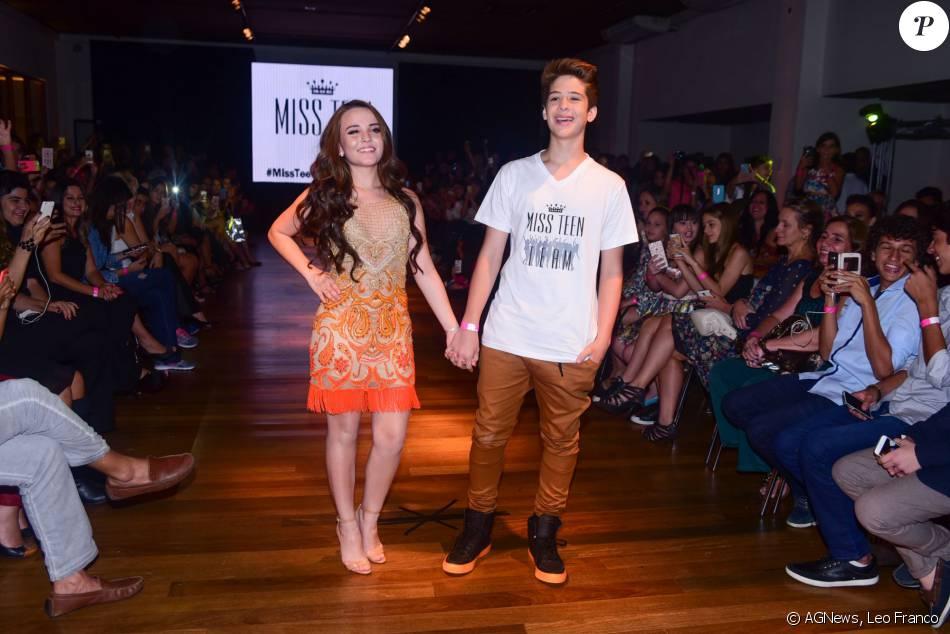 a73b973d7adda Larissa Manoela e o namorado