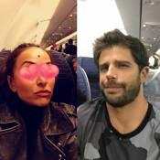 Sabrina Sato e Duda Nagle viajam juntos para Alagoas: 'No paraíso'