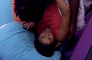 'BBB16': Munik vence 1ª fase da Prova do Líder e dá um fora em Ronan após beijo