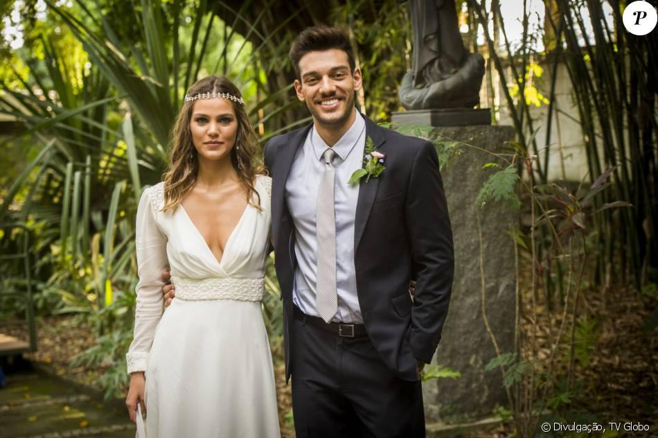 'Malhação: Seu Lugar no Mundo': cerimônia de casamento de Uodson (Lucas Lucco) e Alina (Pâmela Tomé) terá fortes emoções