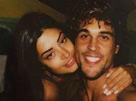 Aline Riscado e Felipe Roque assumem namoro com foto no Instagram: 'Amo você'