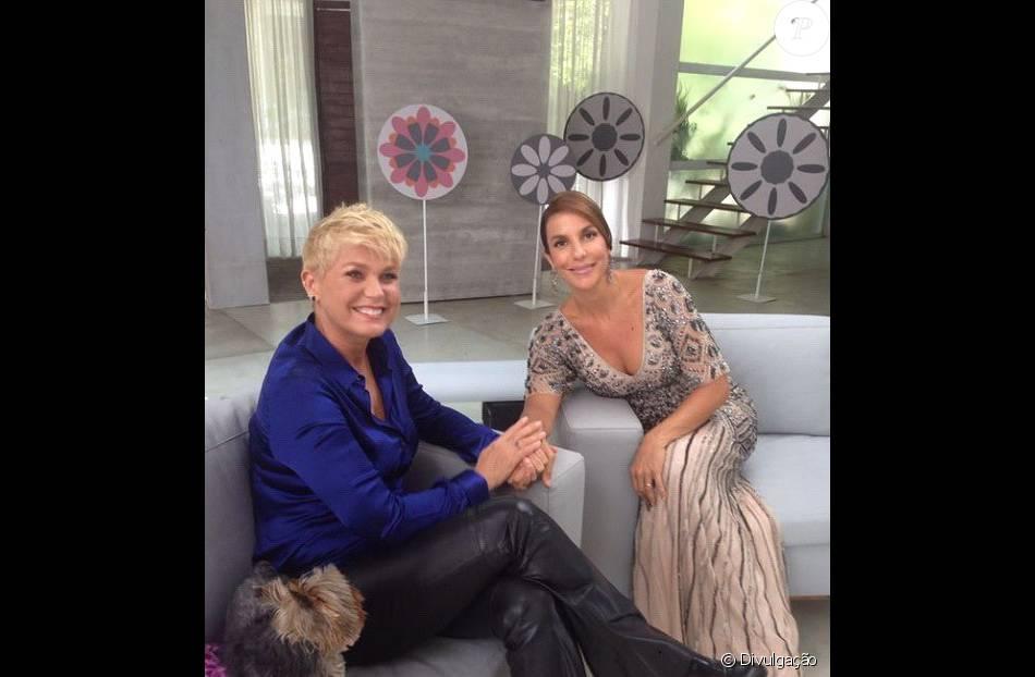 Xuxa completa 53 anos neste domingo, dia 27 de março de 2016, e ganha homenagem de Ivete Sangalo no Instagram