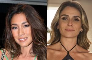 Daniele Suzuki será melhor amiga de Giovanna Antonelli na novela 'Sol Nascente'