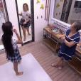 Maria Claudia xingou dona Geralda após discussão em festa. 'Falsa' e 'velha nojenta' foram alguns dos nomes atribuídos à aposentada