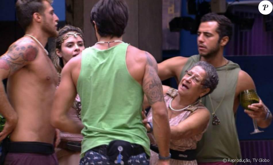 O 'Big Brother Brasil 16' foi marcado por muitas confusões. Confira os momentos de tensão que deram o que falar dentro e fora da casa!