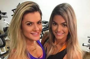 Latino elogia Kelly Key e Mirella Santos, juntas em foto: 'Divas e guerreiras'