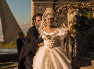 'Velho Chico': Tereza tenta fugir de casamento arranjado ao ver Santo na igreja