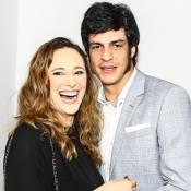 Paula Braun não teme cenas de nudez do marido, Mateus Solano: 'Zero ciúme'