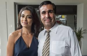 'Totalmente Demais': Hugo pede Carolina em casamento. 'Dar tudo que você merece'