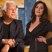 Novela 'Velho Chico': Afrânio e Iolanda estarão casados na nova fase da trama