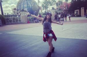 Veja fotos da viagem de Anitta em Orlando; cantora vai fazer 1º show nos EUA