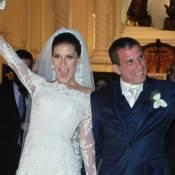 Eri Johnson se casa com Alice Souto em celebração cheia de famosos. Veja fotos!