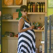 Filho de Halle Berry e Olivier Martinez se chama Maceo Robert Martinez