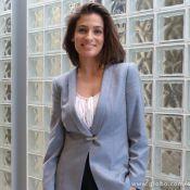 Renata Vasconcellos adota novo estilo no 'Fantástico': 'Vestidos chamativos'