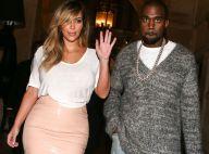 Kim Kardashain e Kanye West brigam por causa de linha de roupas para bebê