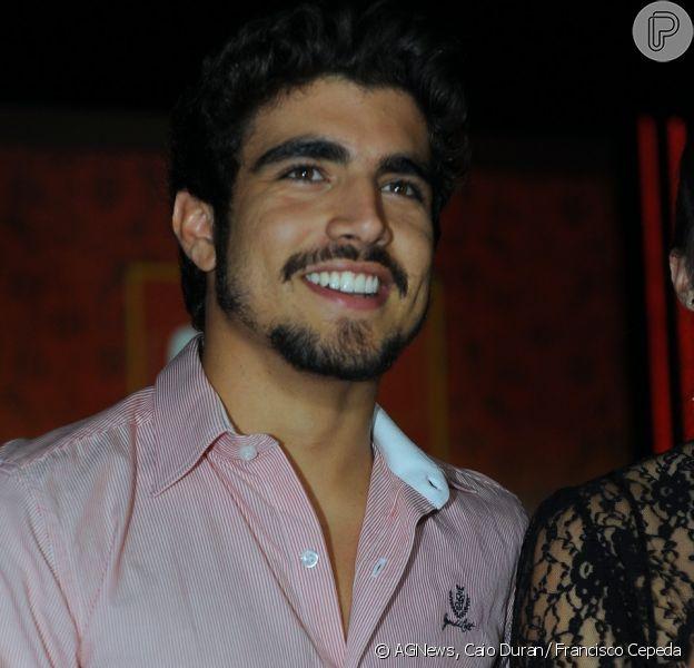 Caio Castro fala sobre Maria Casadevall: 'É minha confidente e uma grande parceira em cena'
