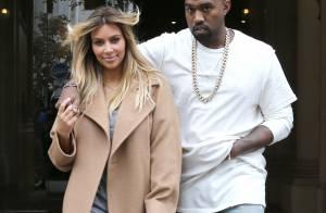 Kanye West proíbe Kim Kardashian de fazer cirurgia plástica por causa de sua mãe