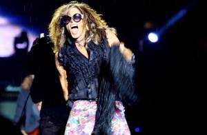 Aerosmith faz show no Rio de Janeiro e empolga o público carioca