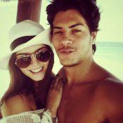 Giovanna Lancellotti e Arthur Aguiar terminam o namoro: 'Não quero falar sobre'