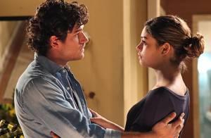 Último capítulo de 'Sangue Bom': Bento e Amora trocam olhares na cena final