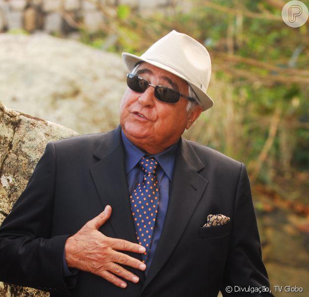 Luis Gustavo, internado no Rio de Janeiro, tem recebido muitas mensagens positivas dos colegas de elenco de 'Joia Rara'. A mulher do ator, Cris Botelho, conversou com o Purepeople, em 5 de novembro de 2013