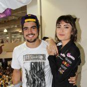 Maria Casadevall sobre romance com Caio Castro: 'Não sei explicar nem pra mim'