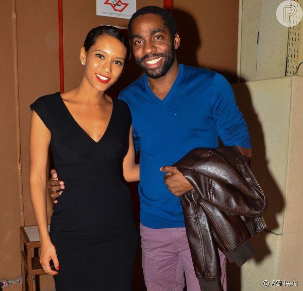 Taís Araújo diz que quer ter mais um filho com Lázaro Ramos. A atriz deu uma entrevista ao blog 'Cheguei ao Mundo', em 11 de novembro de 2013