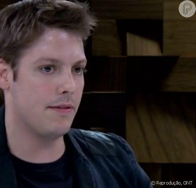 Fábio Porchat fala sobre a separação no 'Marília Gabriela Entrevista', exibido pelo GNT. O programa vai ao ar no domingo, 17 de novembro de 2013
