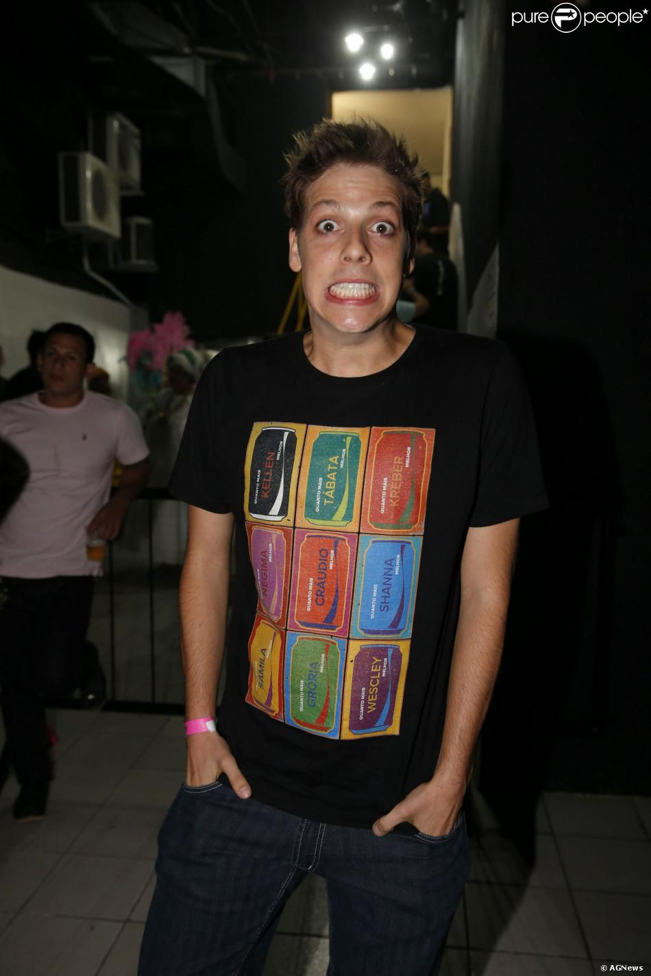 Em janeiro de 2014, durante as férias de Fátima Bernardes, o ator vai ser um dos apresentadores do 'Encontro com Fátima'