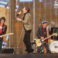 O músico toca com a banda Rolling Stones desde 62 e este ano completou 70 anos