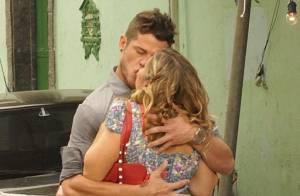 José Loreto leva tapa e ganha beijo de Heloísa Perissé na série 'A Segunda Dama'