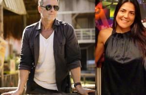 Marcello Novaes está namorando a jornalista esportiva Samyra Ponce