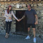 Marcos Mion viaja a Portugal após câncer da mulher, Suzana Gullo: 'Peregrinação'