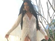 Ex-BBB Munik deixa pernas à mostra ao usar look com fenda: 'Uma santa'. Fotos!