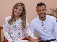 Mãe do ex-BBB Matheus afasta rumores de crise no namoro dele com Cacau: 'Juntos'