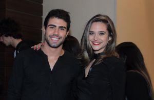 Juliano Laham quer atuar com a namorada, Juliana Paiva: 'Um dia, quem sabe'