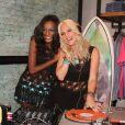 Giovanna Ewbank  ainda atacou como DJ do evento, em 30 de novembro de 2013