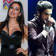 Anitta e Luan Santana são cotados para comandar a próxima temporada 'The Voice Kids'