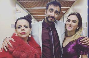'Haja Coração': Aparício e Leozinho viram alvo de prima ninfomaníaca de Fedora