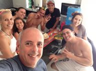 Biel surge em foto com família após se afastar das redes sociais: 'Dia especial'