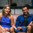 O casal se conheceu dentro do 'Big Brother Brasil 16'