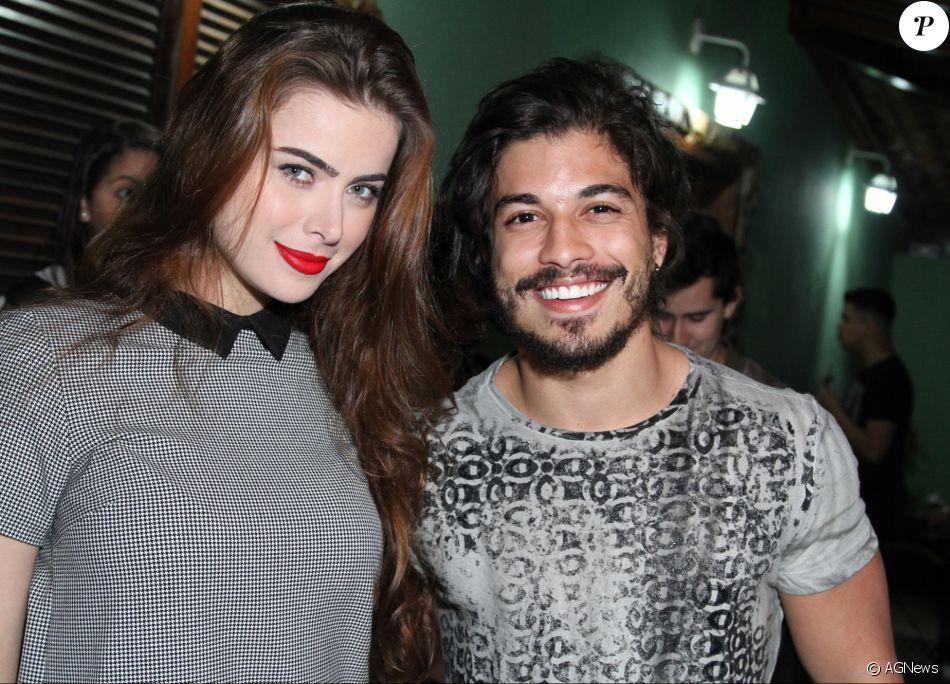 Rayanne Morais e Douglas Sampaio terminaram o noivado nesta terça-feira, 30 de agosto de 2016